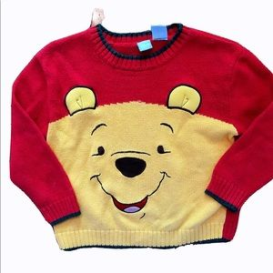 Winnie the Pooh Sweater